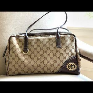 Beautiful Gucci handbag EUC